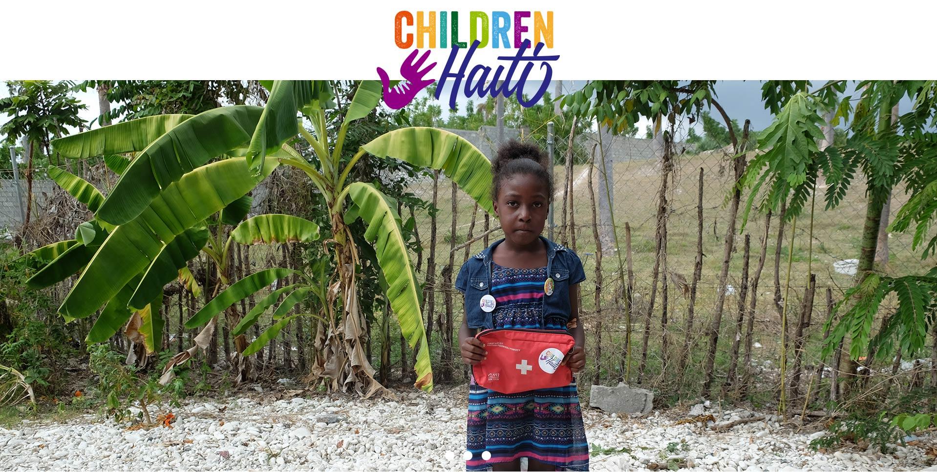 Dzieci Haiti